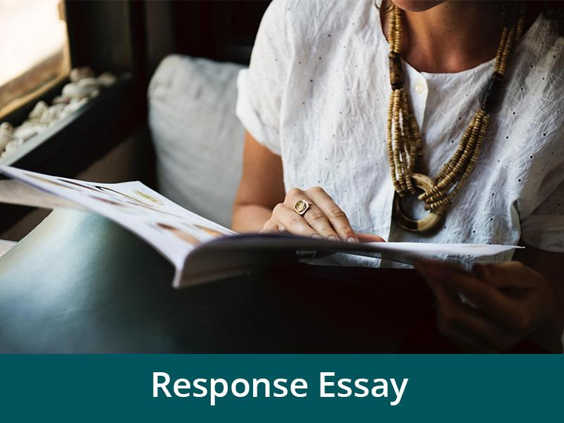 Buy Original Response Essay from the Best Online Writing Service