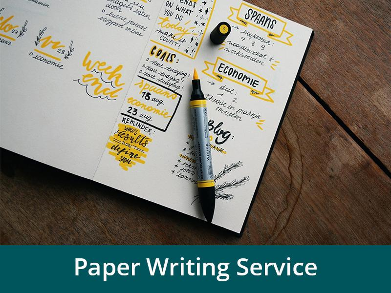 Leading Paper Writing Service | On Time Delivery