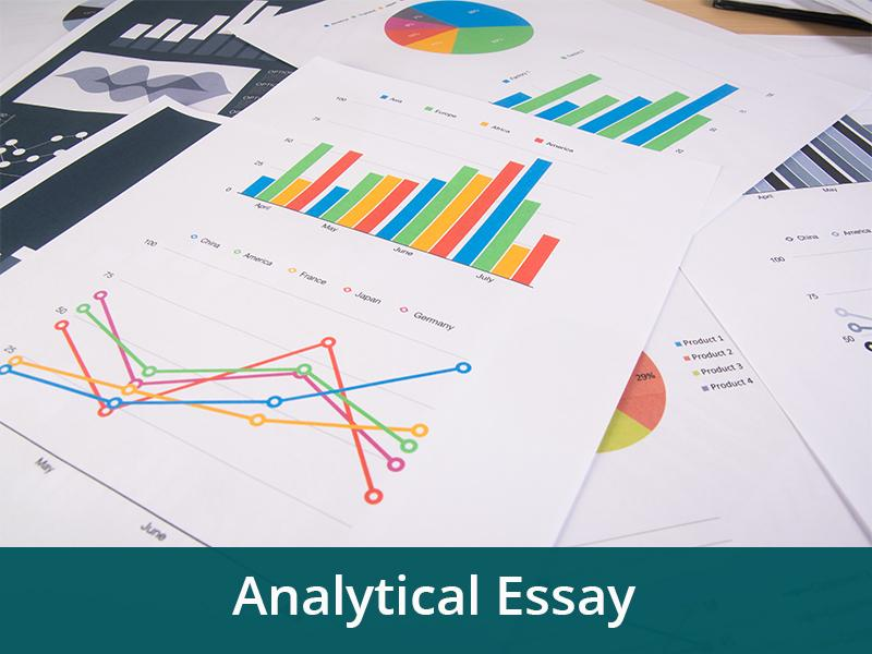 A Well-Organized Writing Analytical Essay