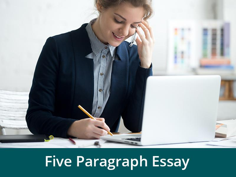 Easy Five Paragraph Essay Writing | Supreme Quality Papers for Sale